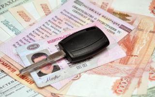 Оплата госпошлины за водительское удостоверение онлайн — стоимость и способы