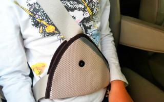 Необходимость треугольника безопасности для детей в машину — как выбрать и с какого возраста изпользовать?