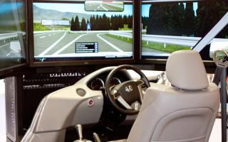 Вождение автомобиля по городу онлайн — стимуляторы для обучения