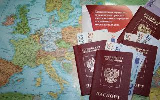Медстраховка для поездки за границу — оформление, стоимость, срок действия