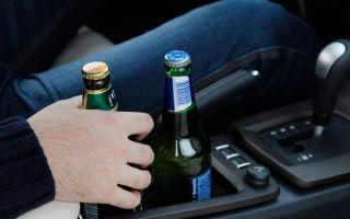 Статья 264 часть 1 УК РФ — какое наказание грозит за езду в пьяном виде?