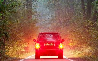 Задние противотуманные фонари — как выбрать и правильно использовать?