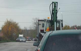 Знак тихоходное транспортное средство и правила его обгона