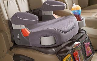 Бустер для детей в автомобиль — как правильно выбрать и установить?