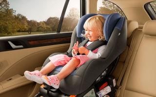 Выбор детского автокресла — виды устройств и критерии безопасности
