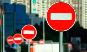 Дорожный знак кирпич — зона действия и наказание за нарушение