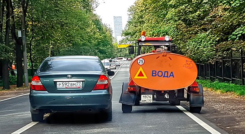 Обгон транспортного средства - с какой стороны разрешен и как правильно выполнить?