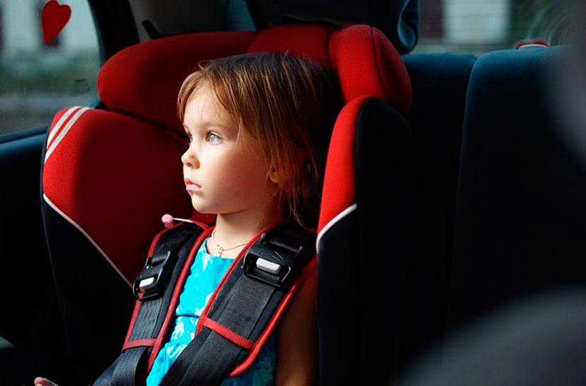 Штраф за непристегнутого ребенка - размер и другие виды ответственности