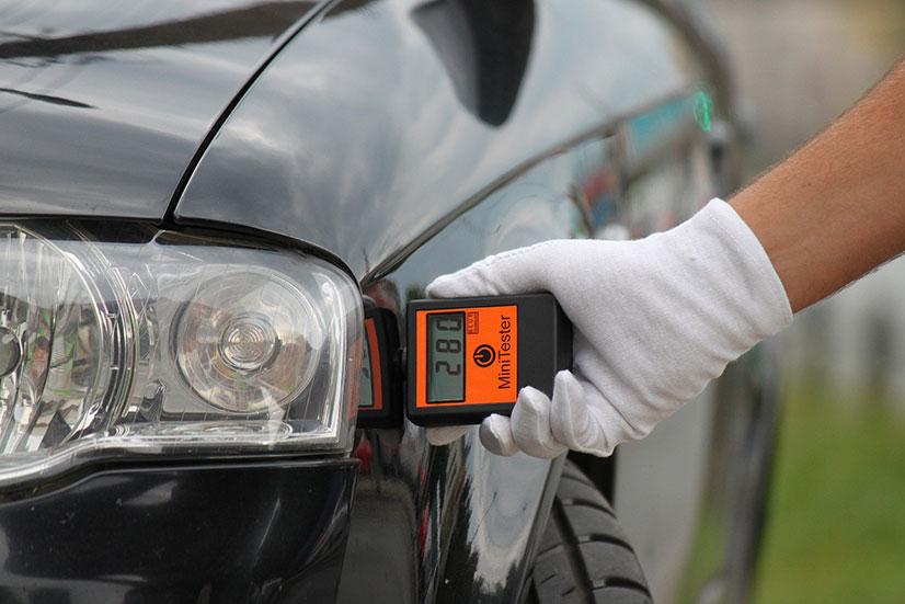 ЛКП автомобиля - как уберечь покрытие от повреждений?