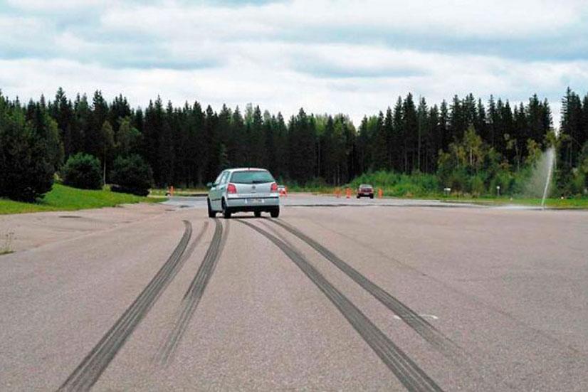 Формула для расчета тормозного пути автомобиля