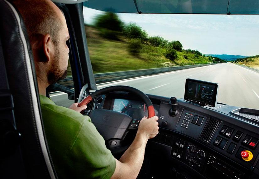 Режим труда и отдыха водителей в Европе
