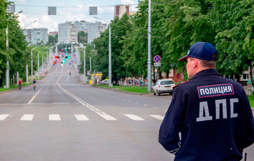 Проезд перекрестков по ПДД