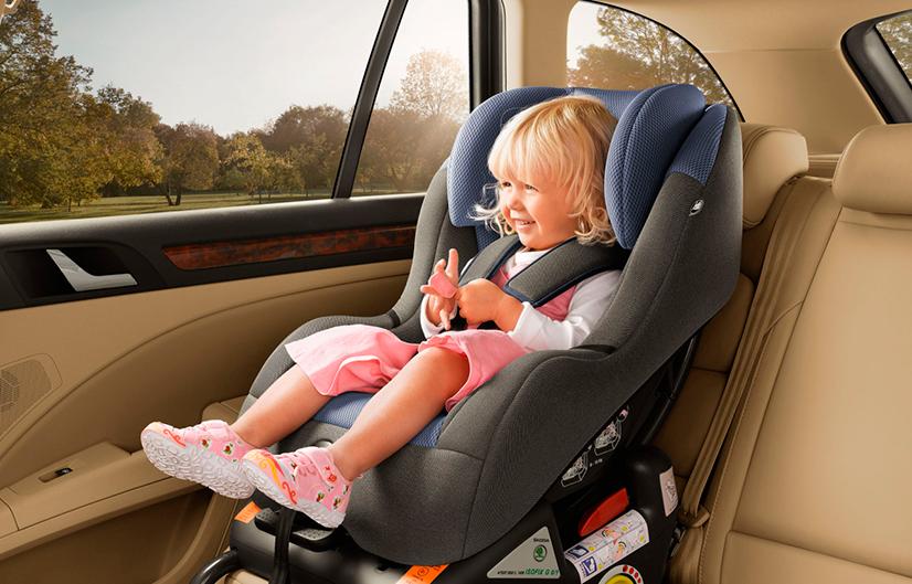 Выбор детского автокресла - виды устройств и критерии безопасности