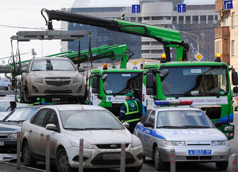 Как водителю забрать автомобиль со штрафстоянки - стоимость и необходимые документы