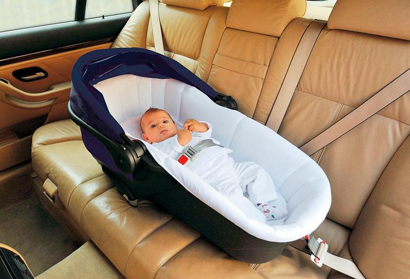Как оборудовать и подготовить авто до рождения ребенка