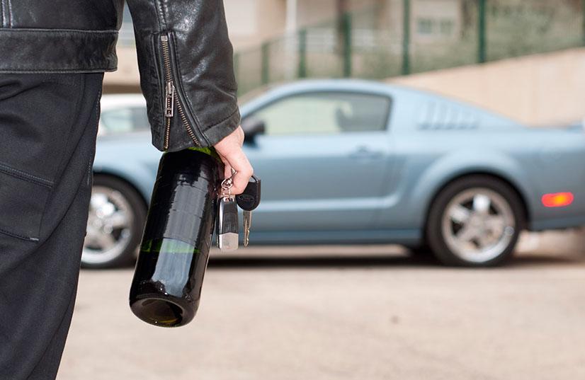 Повторное управление автомобилем в нетрезвом виде