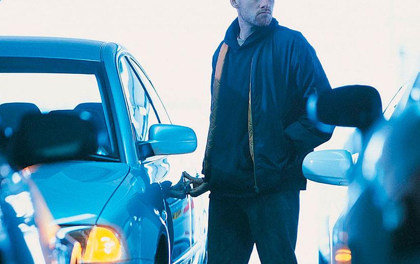 Угон автомобиля - алгоритм действий автовладельца