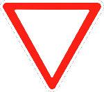 Понятие знака уступи дорогу и его обозначение