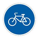 Характеристика и описание знака «Велосипедная дорожка»