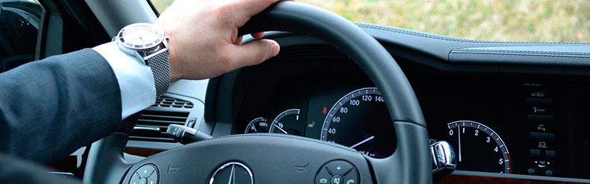 Среднее время реакции водителя