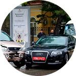 Несут ли наказание водители авто с красными номерами при нарушении ПДД?